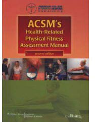 ACSM health Related Manual