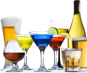 Get Fat from Drinking Alcohol