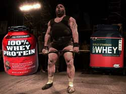 best protein supplement