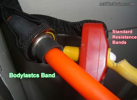 Quality of Bodylastics Resistance Bands