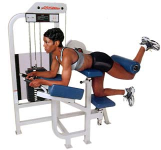 Hip Extension Machine aka Butt Blaster
