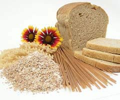 carbs muscle gain diets