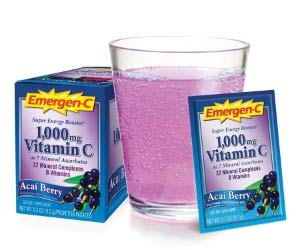 Buy Emergen-C antioxidant packets from A1Supplements