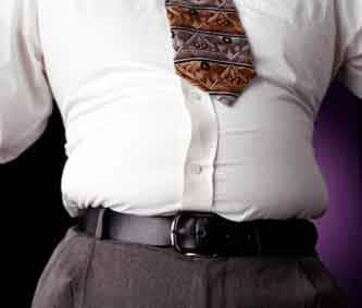 Unsightly Body Fat