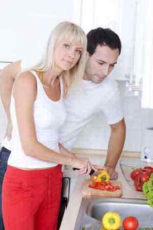Prepare Foods Healtily