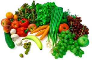 Healthy Foods have Antioxidants