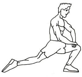 Stretch HIp Flexors to Lessen Lordosis