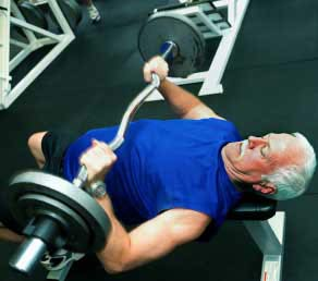 Intense Exercise Speeds Up Metabolism at Any Age