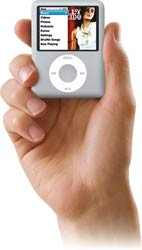 fitness tech gadgets ipod nano