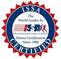 Issa Personal Training Certifications