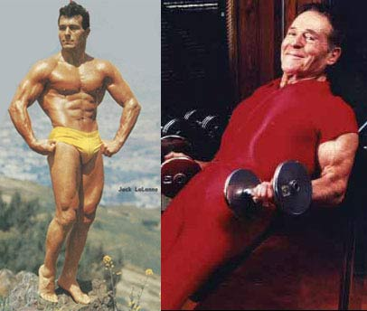 Jack LaLanne Fitness Icon