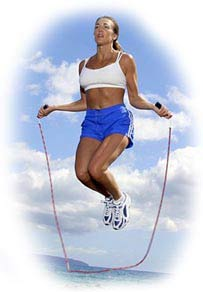 jumping rope cardio workout