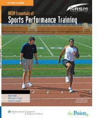 nasm sports performance training