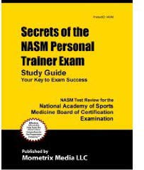 secrets of NASM CPT exam