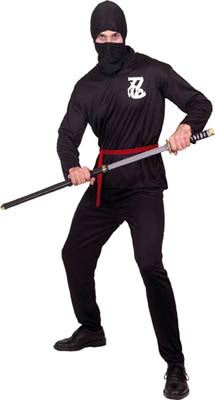 ninja pull ups