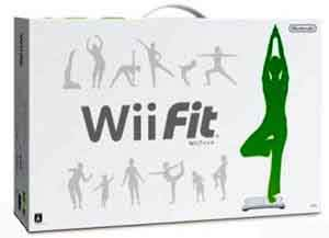 Buy the Wii Fit from Amazon.com