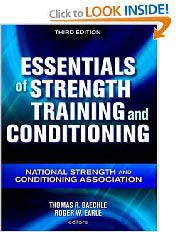 essentials of strength and conditioning CSCS