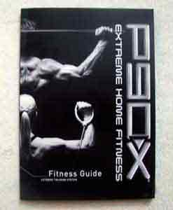P90x Workout Guide Book