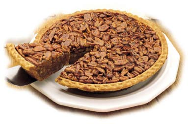 Pecan Pie has a Massive Number of Calories