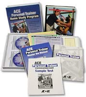 personal trainer certification study materials