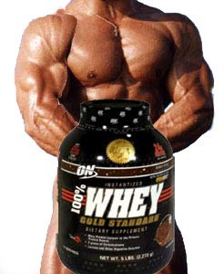 Protein Supplement for Muscle