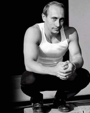 Vladimir Putin would Kick your Ass