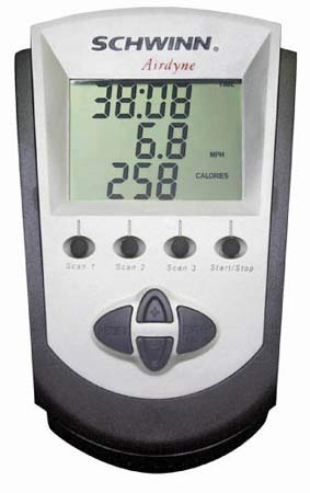 Airdyne Electonic Readout Panel