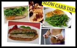 Slow Carb Foods