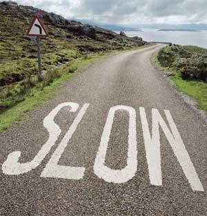 Start Slow