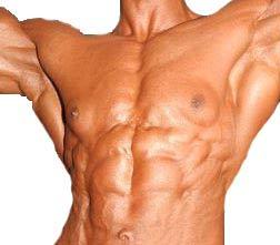 Bodybuilder w/ Gyno