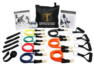 TO Bands Resistance Band Set