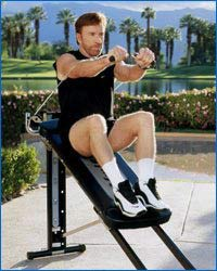 buy total gym home workout machine chuck norris says so