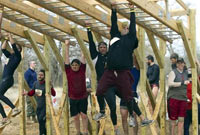 Bodybuilding Off-Season Motivation - Tough Mudder Event