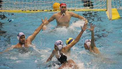 water polo olympic event
