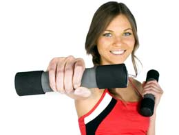 Women's Fitness Equipment