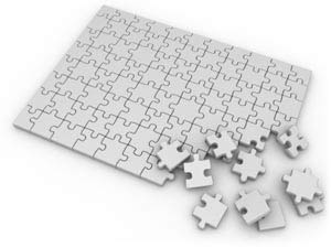 puzzle setting up a customized workout