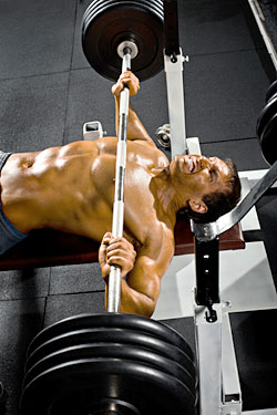 How to Bench Press More
