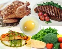 food and protein for muscle recovery