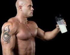 Bodybuilders should Slam a Protein Shake after your Workout