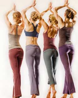 women exercise pants