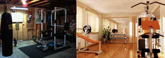 best home gym at home workout ideas