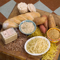 Bodybuilding Nutrition 101 - Slow Digesting Carbs for Bodybuilders