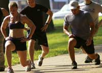 Lunges are Great for Men & Women