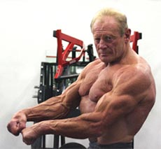 Bodybuilding for Baby Boomers - Bodybuilder Dave Draper