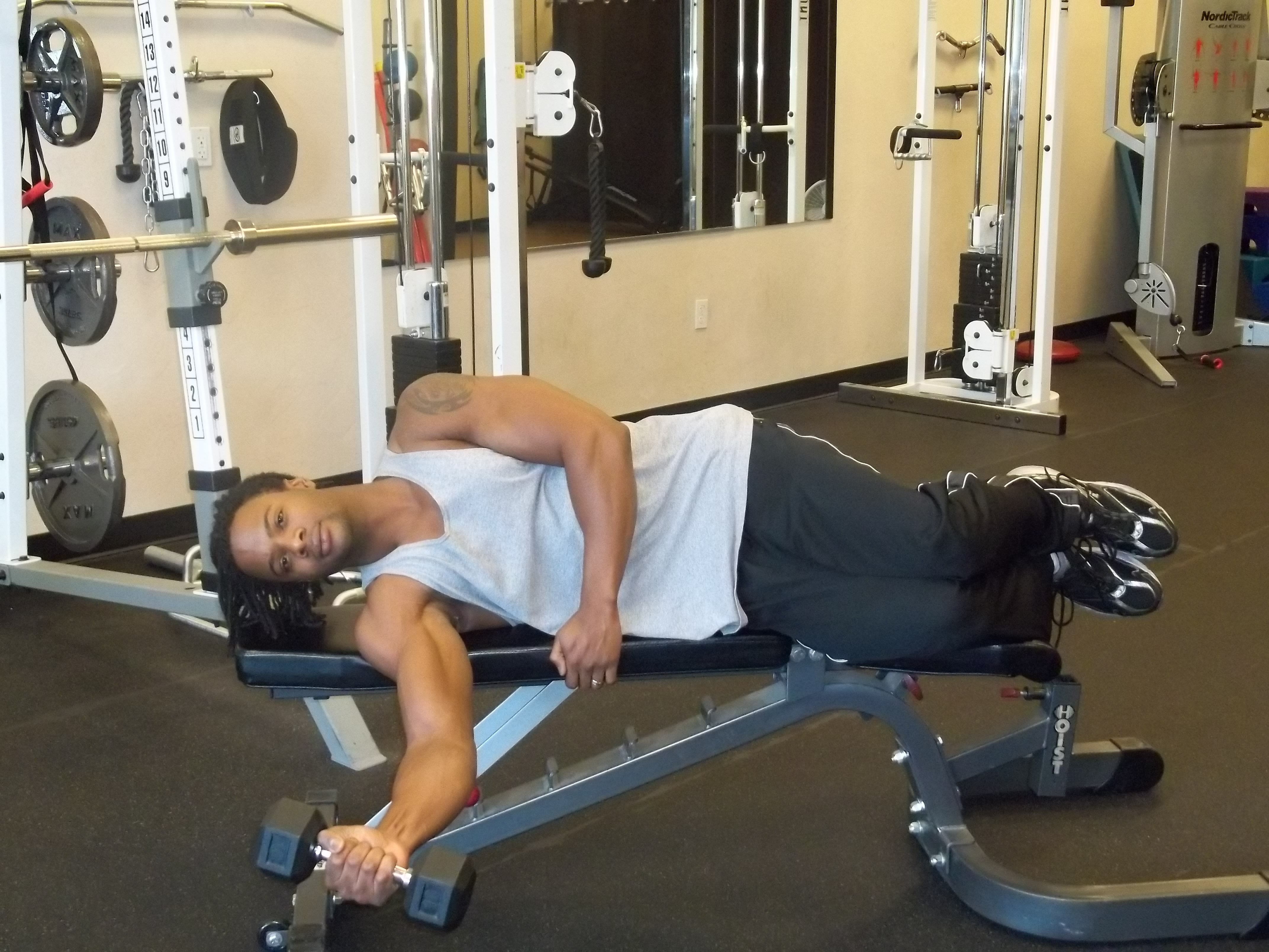 Bodybuilding Exercises You Don T See Everyday