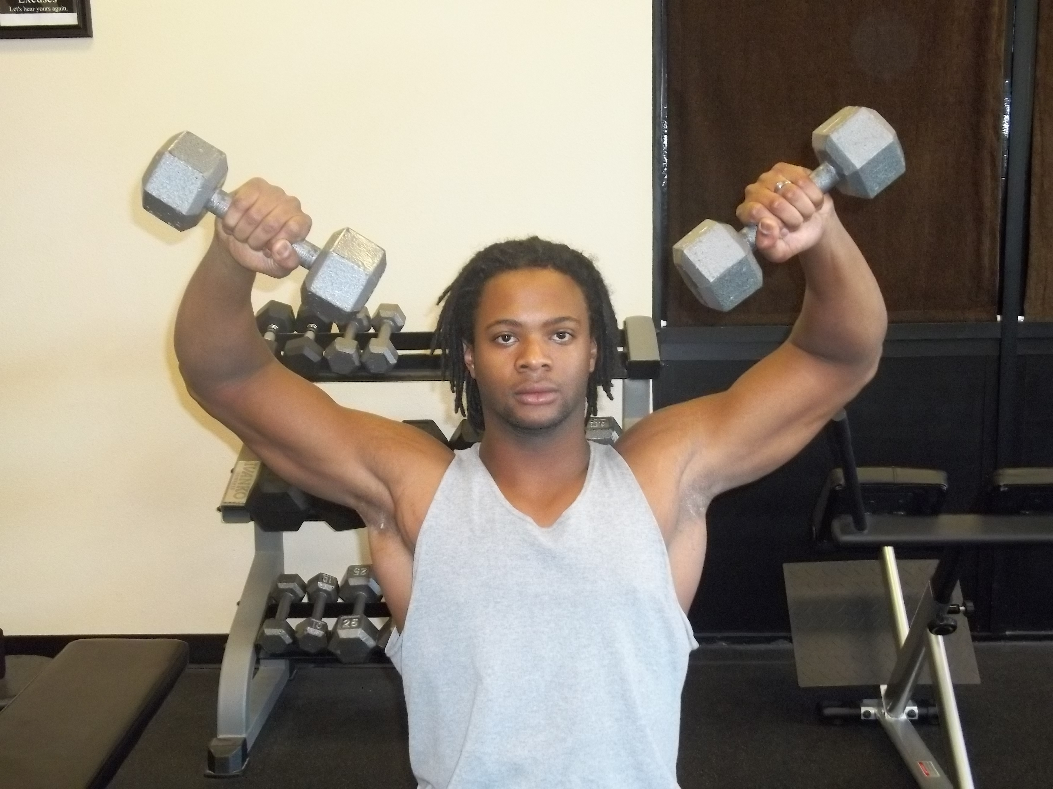 What Is Better Barbell Or Dumbbell Shoulder Press