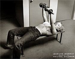 Marilyn Monroe Strength Training