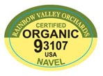 sample organic product grocery store plu code
