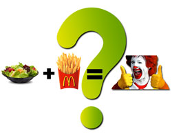 mcdonalds contributing to obesity?