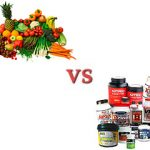 Supplements vs Whole Foods